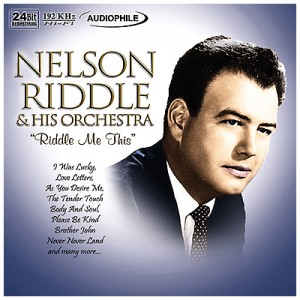 Nelson Riddle The Riddle Of Today